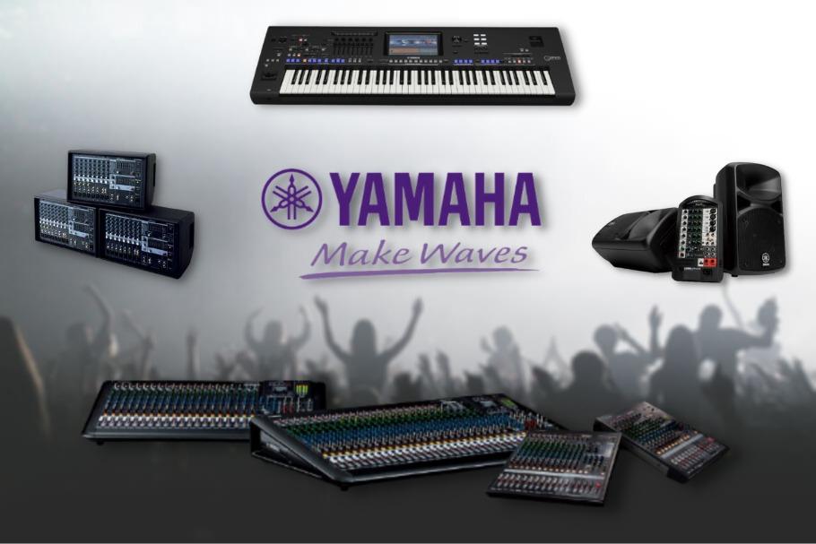 2. Geautoriseerd Yamaha Service Center